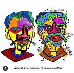 James McLean & Rukz One