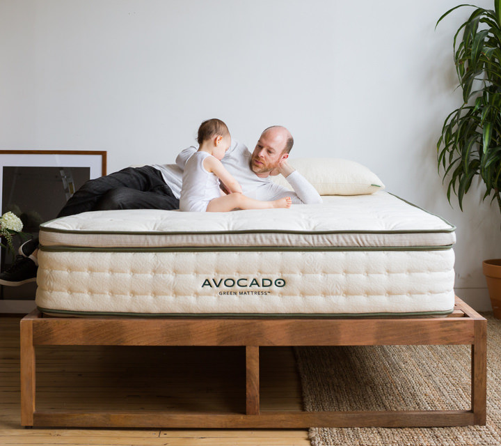 Father's Day gifts | Zero waste design | recyclable | Avocado Mattress | Design w Care