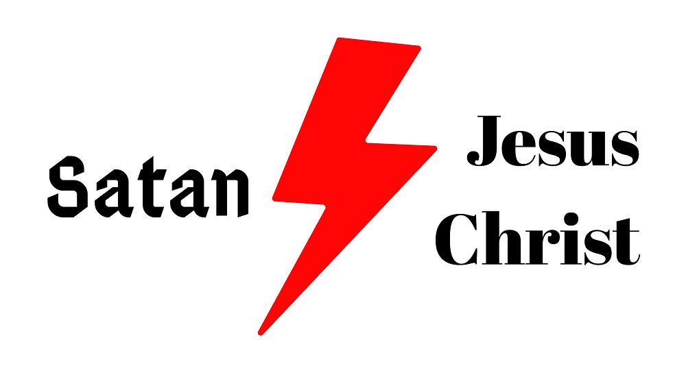 Satan and Jesus Christ