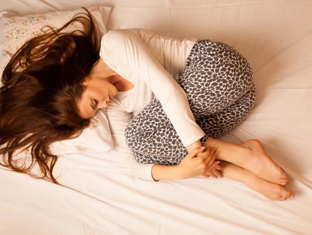 Yoga în timpul menstruației