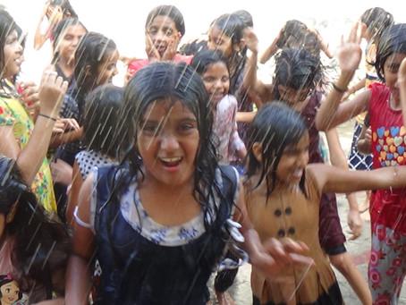 Rain Day Celebration