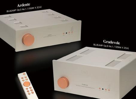 150W: Ardente AMP & 250W Gradevole AMP