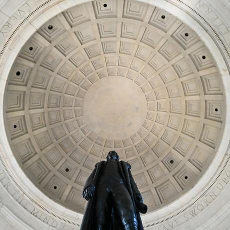 That Sinking Feeling: The Jefferson Memorial