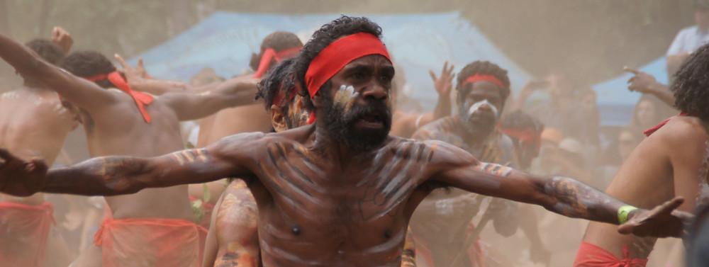 Aboriginal Traditional Dance