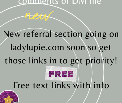 Free Referral Section
