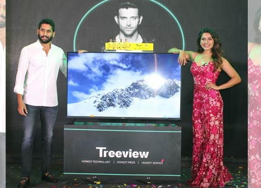 Treeview TVs launched in India