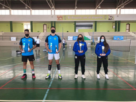Buenos resultados en el Campeonato de Canarias Absoluto - Tenerife