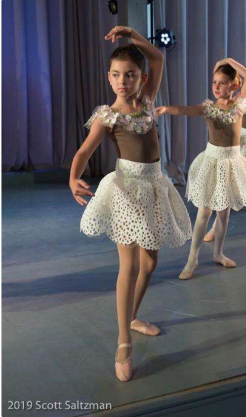 La Pintura, original ballet performed by Live Oak Dance at Marigny Opera House