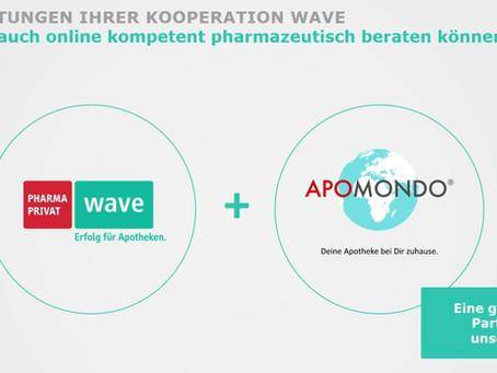 WAVE geht mit APOMONDO eine Kooperation ein