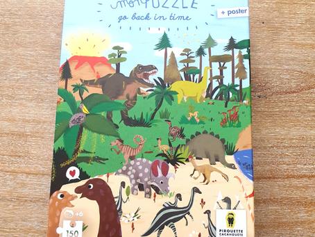 "[ PUZZLE ] Pirouette Cacahouète - Mon puzzle ""Go back in time"""