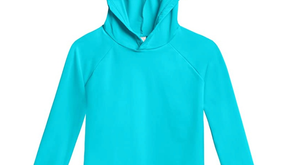 Top-Rated Swimming Shirt for Kids