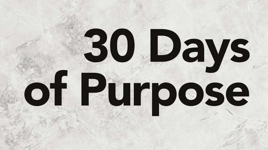 30 Day DEVO