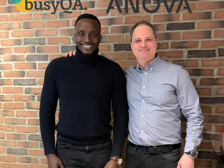 busyQA Snags a Software Testing Consulting Deal at Anova
