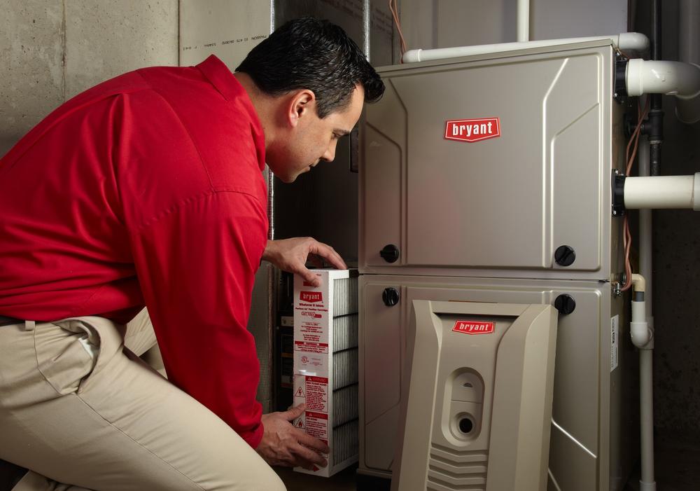 Replacing Your Furnace Filter