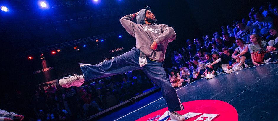 Come as you are! Das Flavourama Streetdance-Festival 2020