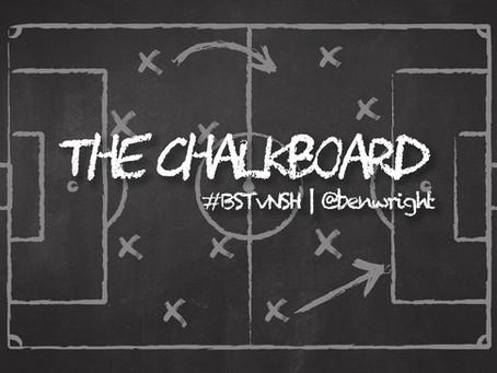 The Chalkboard: Bethlehem Steel vs Nashville SC