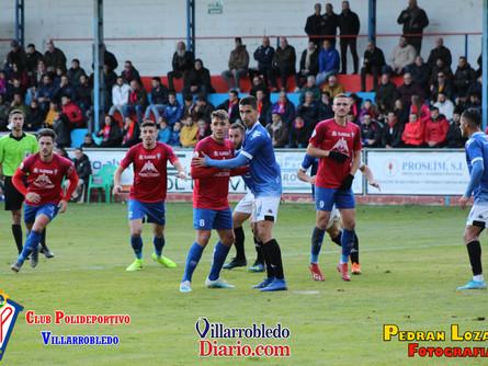 Pedran Lozano nos deja las imágenes de la derrota ante el San Fernando. Pincha sobre la imagen