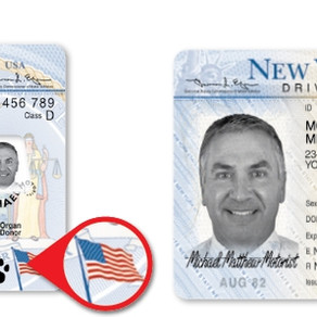 It's time to change your driver license to Real ID