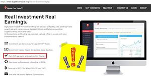 Digital Coin Trade scam