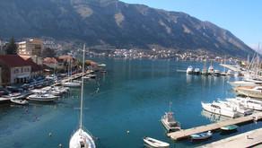 Которская бухта - крутое место в Черногории