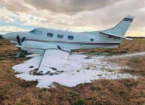 Pilot walks away from Gunnedah plane crash