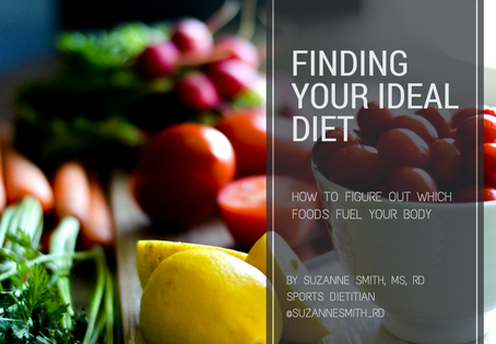 Finding your ideal diet