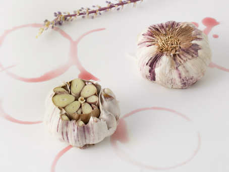 Garlic - The Tastiest Medicine