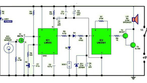 L48, Smart Vibration Sensor Alarm