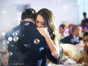 { Justine + Bambi } Parish of the Immaculate Heart of Mary | Antipolo Wedding Photo & Video Package