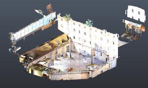 Scan To BIM aplicado a edificios e instalaciones existentes