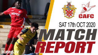 Hornchurch add to Robins away day blues