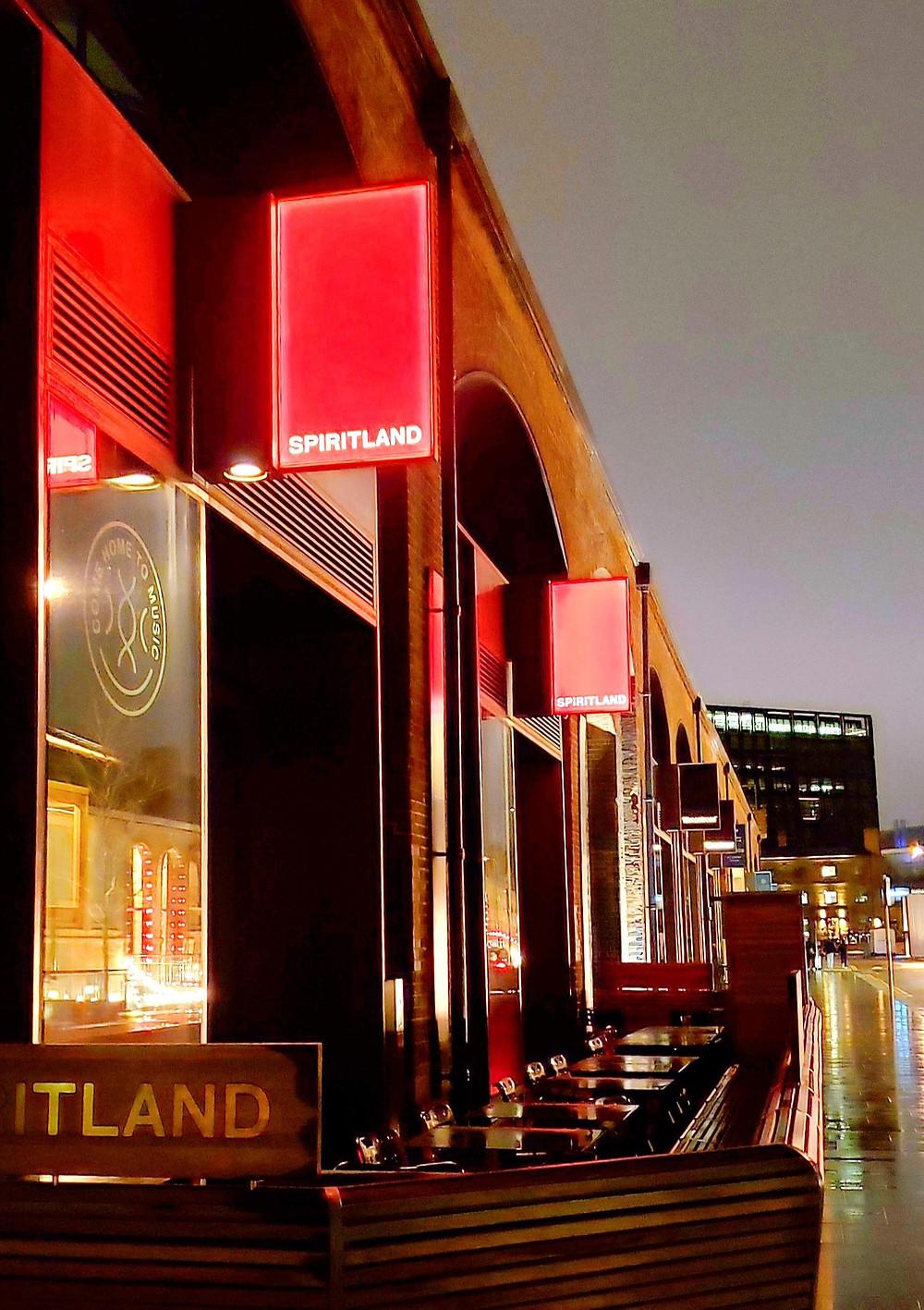 Spiritland bar london