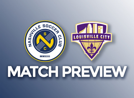 Preview: Nashville SC v Louisville City