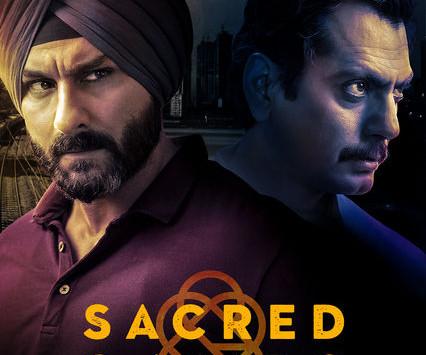 Sacred Games a Netflix Web Series