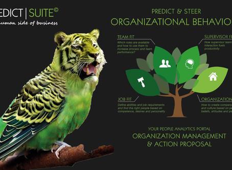 """""""Vitale Organisationen sind selten. Die meisten existieren. Das war´s."""""""