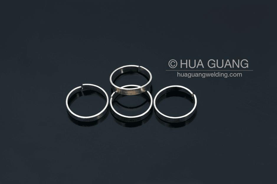 Hua Guang Silver Brazing Ring