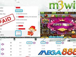 ShuiHu slot game tips to win RM3100 in Mega888