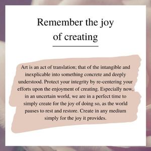 creativity and productivity tips