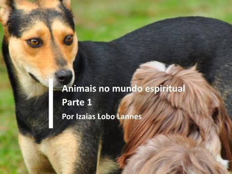 Animais no mundo espiritual: há espíritos de animais no mundo espiritual?