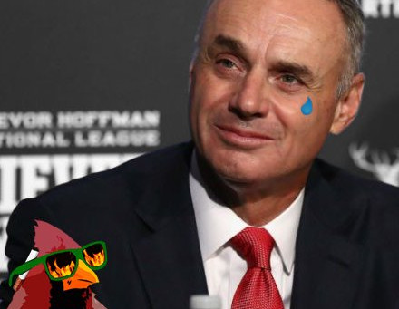 5 More Years? Rob Manfred Laments Keeping Job He Hates