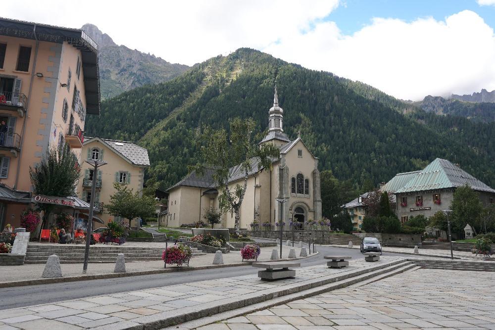 שאמוני, האלפים הצרפתיים