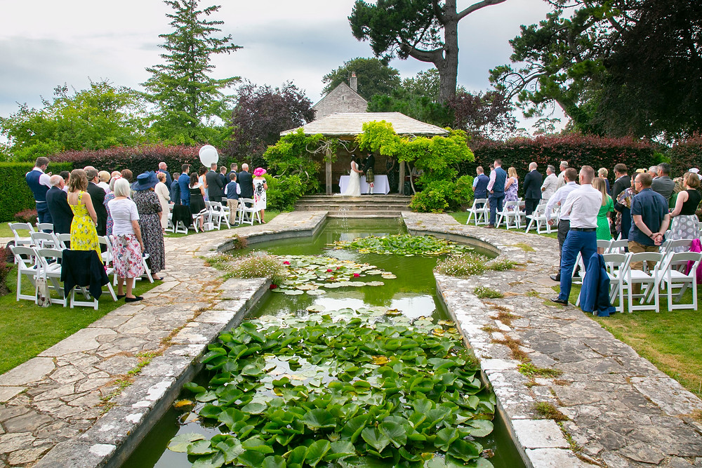 A picture-perfect wedding venue
