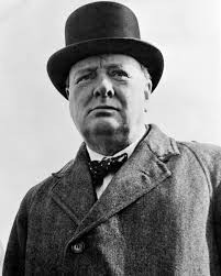 """We Shall Fight Them On The Beaches"" Winston Churchill"