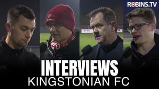 Interviews - Kingstonian