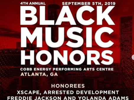 Arrested Development Black Music Honors Wins 2019 ICON Award