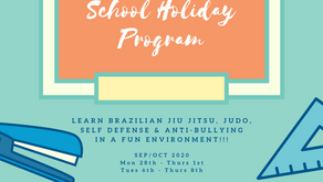 School Holiday Program - want to keep the kids entertained this school holidays???