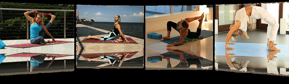 Yoga Burn With Zoe Bray Cotton