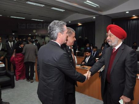 Evento Smart Cities, na Índia, conta com a participação da POLSEC, empresa associada da CCIB