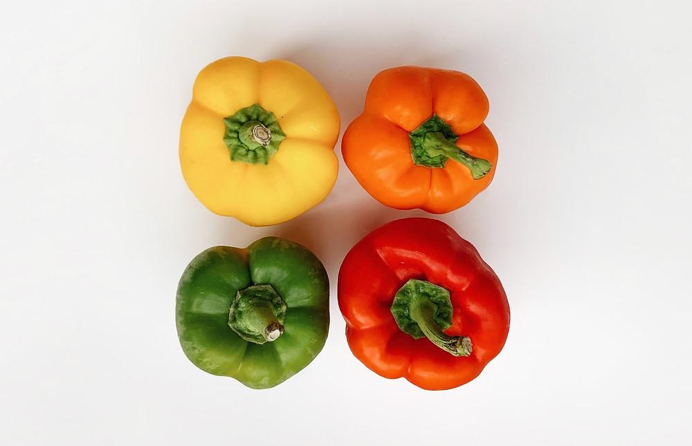 Functional Foods: Sweet Bell Peppers