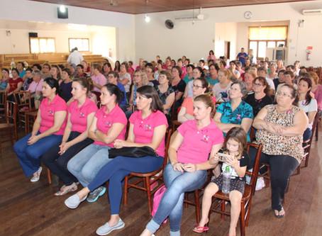 Palestra aborda prevenção do câncer de mama e próstata